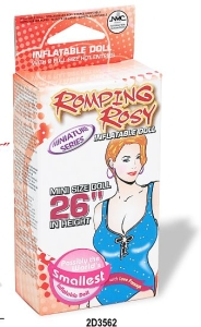 Romping Rosy Mini Love Doll
