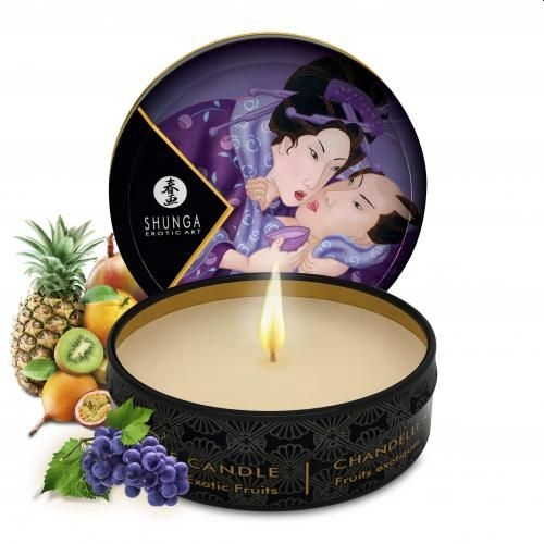 SHUNGA Massage Candle Libido  - świeca do masażu