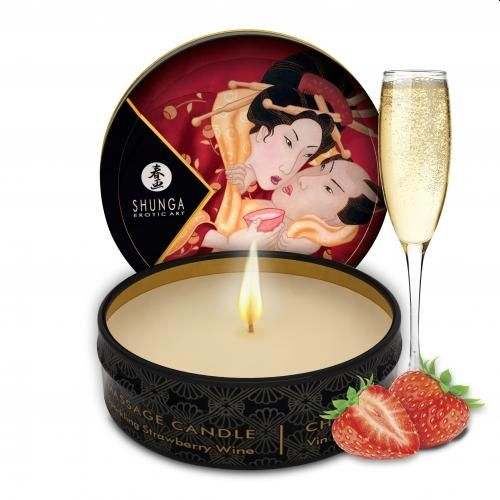SHUNGA Massage Candle Romance - świeca do masażu