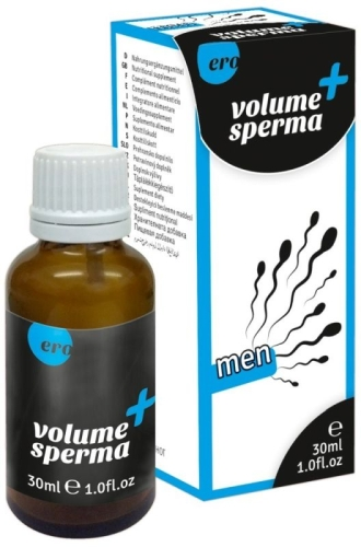 ERO Volume Sperma + men Drops 30 ml